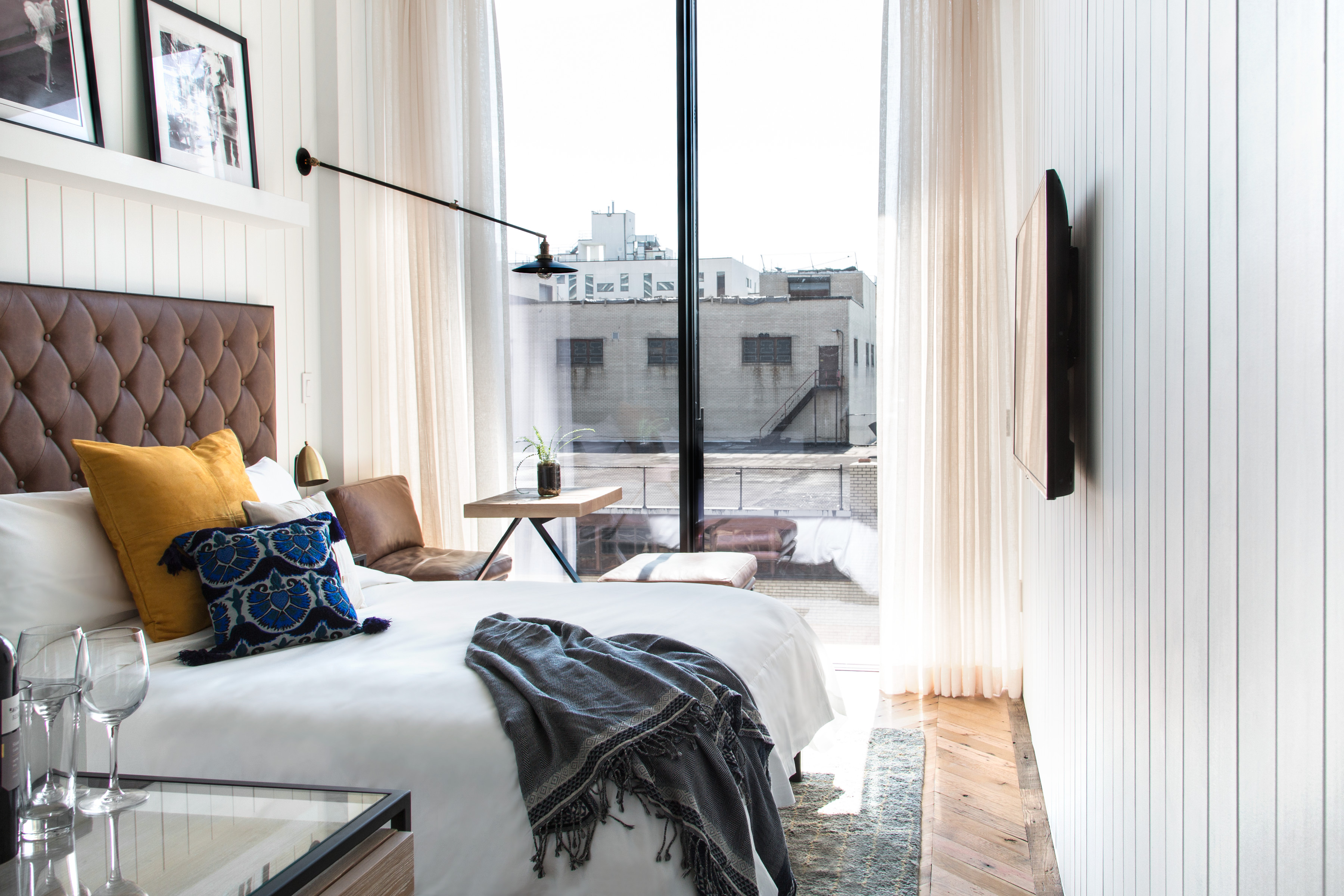 brooklyn's coolest hotels and hottest hangouts | cnn travel