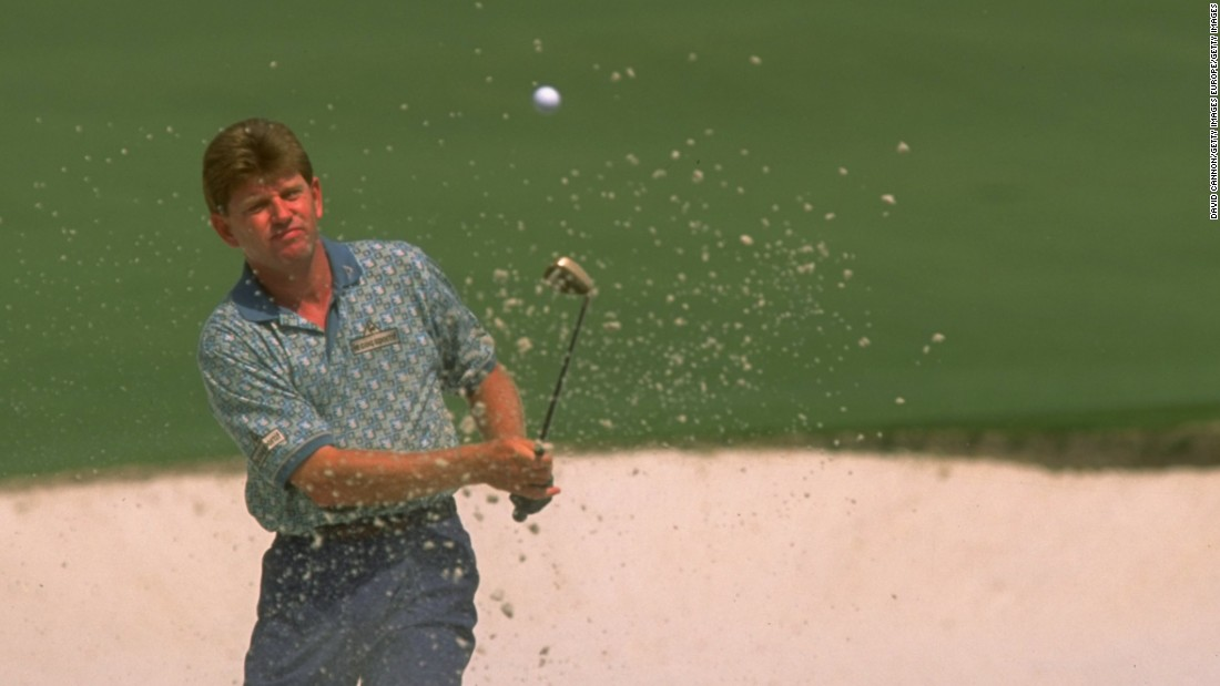 Three major wins (British Open 1994; PGA Championship 1992, 1994).
