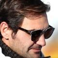 Roger Federer St Moritz