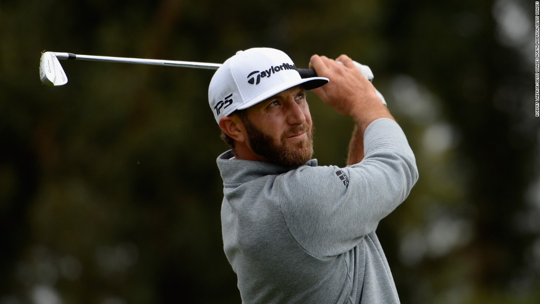 Dustin Johnson Topples Jason Day At Top Of Golf S World