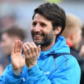 Manager Danny Cowley has revived Lincoln's fortunes this season.