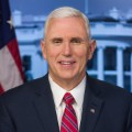 Mike Pence official portrait