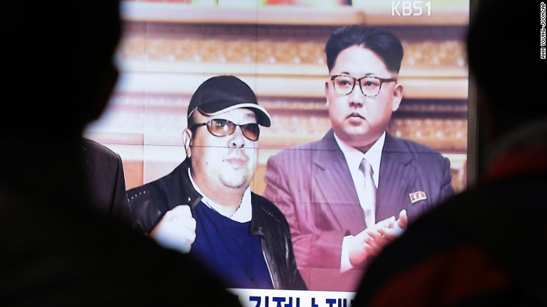 4 N. Koreans sought in death of Kim Jong Nam
