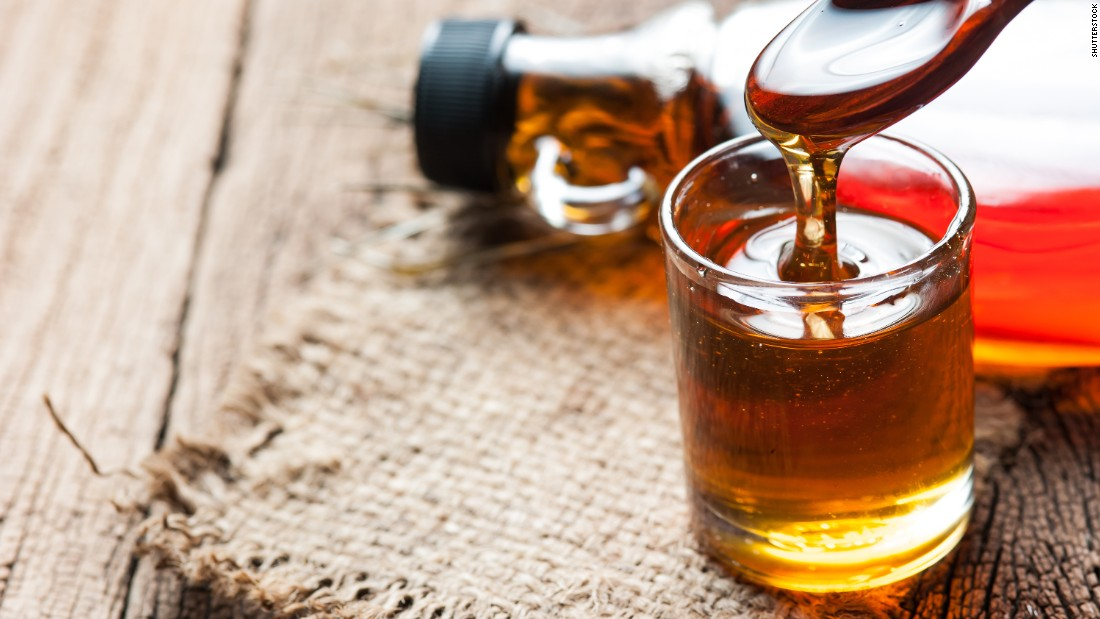 Although maple syrup contains some vitamins, minerals and antioxidants, the amounts in a typical serving are quite small. One tablespoon provides about 1% of your daily needs for calcium, potassium and iron.