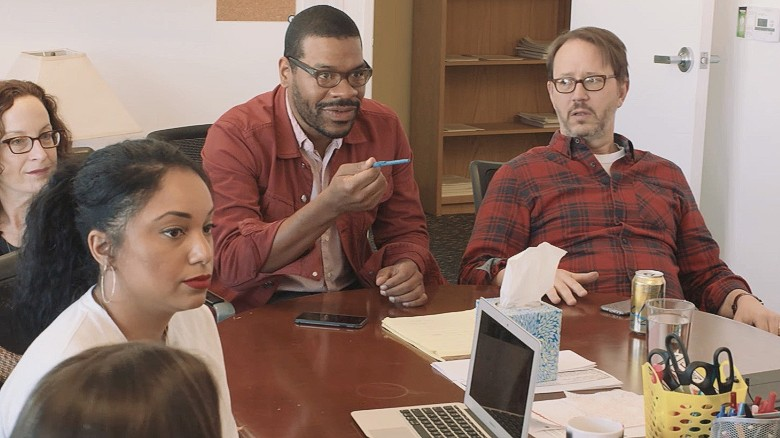 Inside the writers' room at 'Black-ish'
