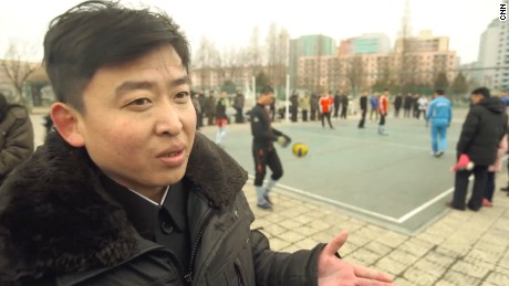 Yu Gwang Chol, who works as a research in North Korea, says no one in the country talks about Donald Trump's tweets.