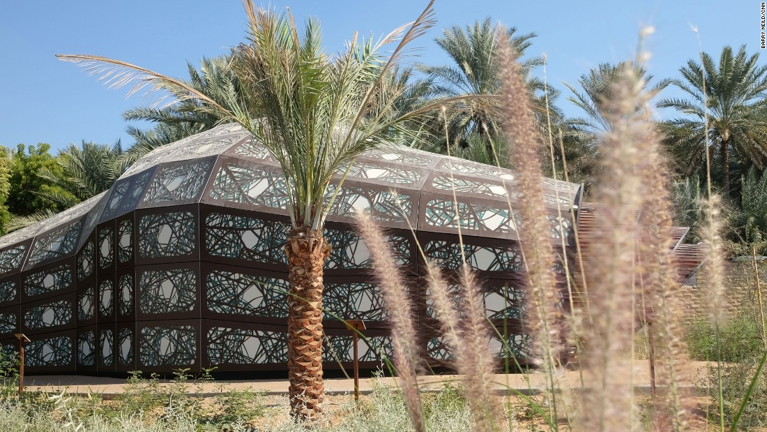 <strong>Visitor center: </strong>A newly opened visitor center tells the remarkable story of Al Ain's oasis, and how it was saved from developers.