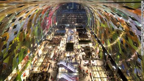 Rotterdam Markthal c Ossip van Duivenbode1580-Rotterdam-Partners-Editorial