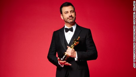 Late-night talk show host, producer and comedian Jimmy Kimmel will host the 89th Oscars® to be broadcast live on Oscar® SUNDAY, FEBRUARY 26, 2017, on the ABC Television Network.