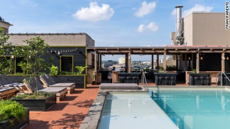 Pool? Check. Frosty drinks? Check. Alto at the Ace Hotel has everything you'd want in a rooftop.