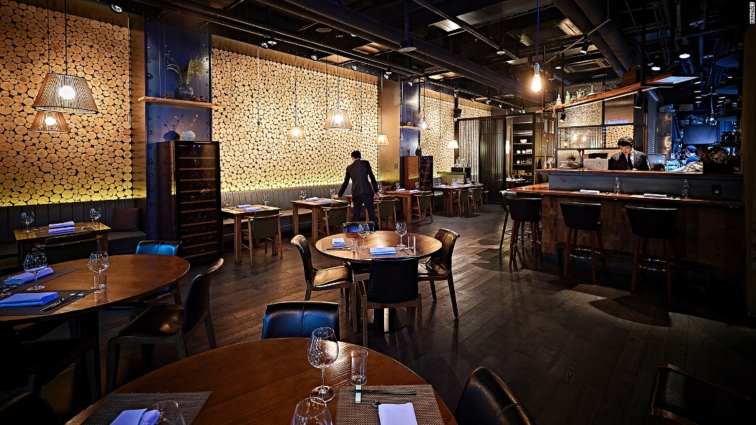 <strong>15. Mingles, Seoul: </strong>Judges of the Asia's 50 Best Restaurants Awards called Mingles the rising star of Seoul. The three-year-old venue has been voted the best restaurant in Korea twice.