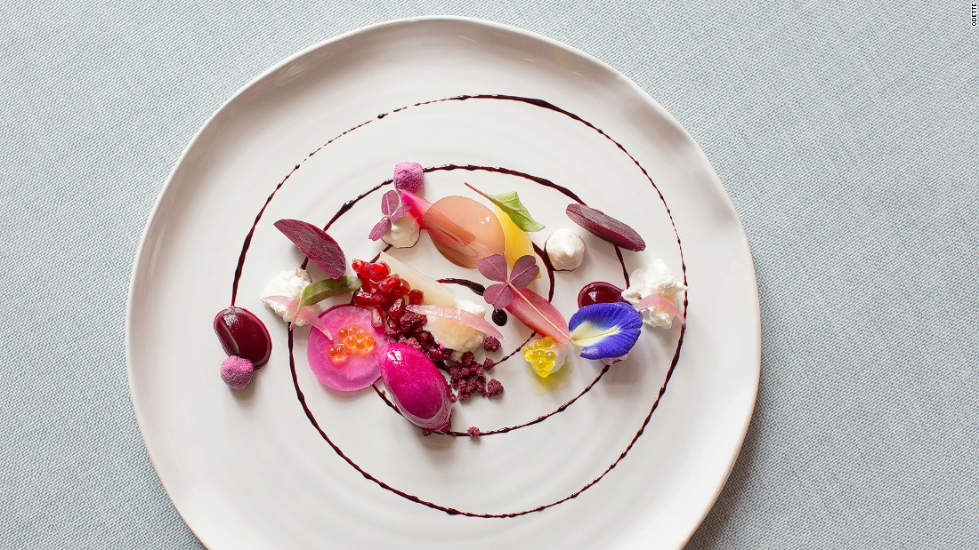 <strong>9. Odette, Singapore: </strong>This new French restaurant  by Julien Roye, former chef Singapore's Jaan, ranked ninth in its debut in Asia's 50 Best Restaurants Award, making it the highest new entry this year.