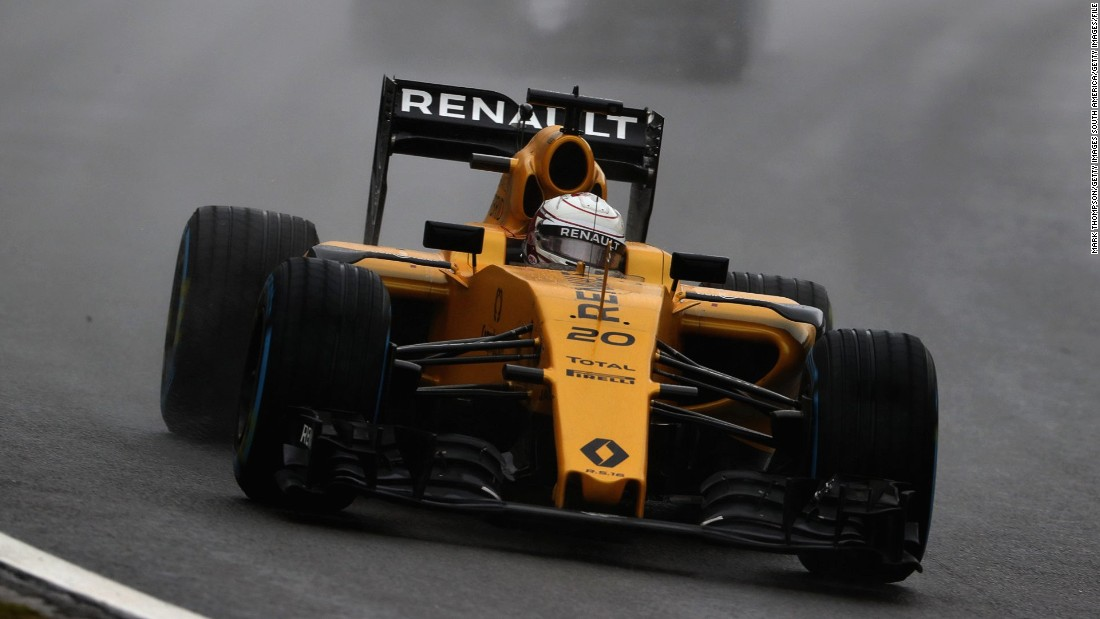 Danish driver Kevin Magnussen, who earned seven of Renault's eight points in 2016, will race for the American Haas F1 team this season.
