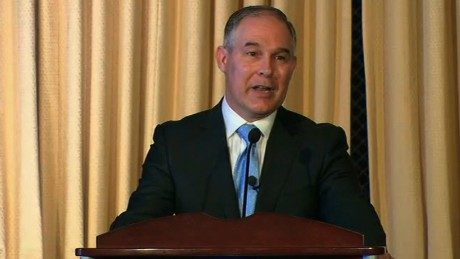 EPA Chief denies carbon is a pollutant