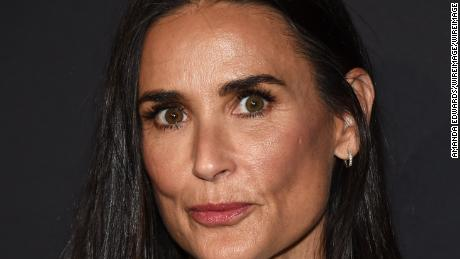 "Demi Moore arrives at a screening of David O. Russell's ""Past Forward"" hosted by Prada at Hauser Wirth & Schimmel on November 15, 2016 in Los Angeles, California.  (Photo by Amanda Edwards/WireImage)"