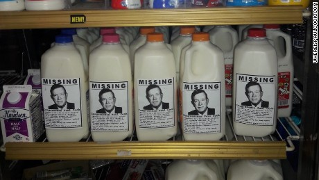 Constituents search for 'missing' representatives