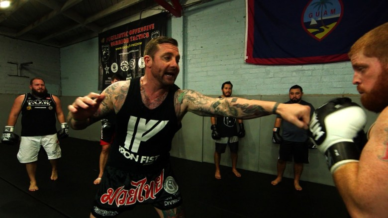 MMA group helps veterans cope with PTSD