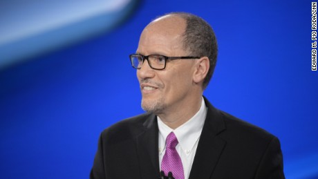 Meet Tom Perez, the Democratic Party's next best hope