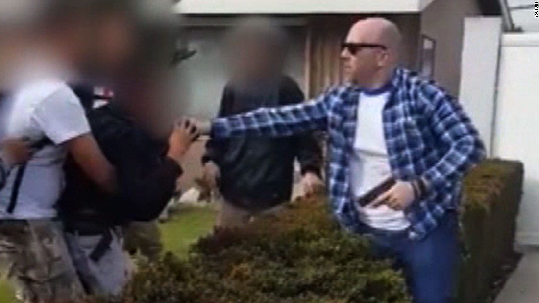Protests break out after off-duty LAPD officer fires gun in scuffle with teens
