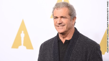BEVERLY HILLS, CA - FEBRUARY 06:  Actor/filmmaker Mel Gibson attends the 89th Annual Academy Awards Nominee Luncheon at The Beverly Hilton Hotel on February 6, 2017 in Beverly Hills, California.  (Photo by Kevin Winter/Getty Images)