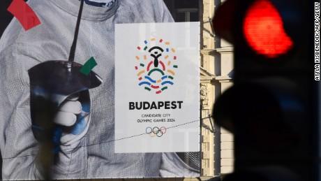 cnnmoney budapest olympics