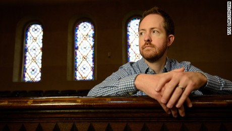 Rev. Zach Hoover wants to help immigrant families fearing deportation stay hidden and together in safe homes.