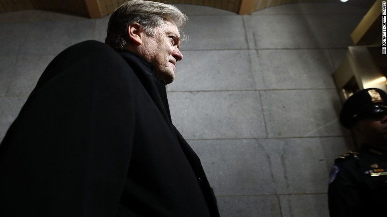 Bannon removed from National Security Council