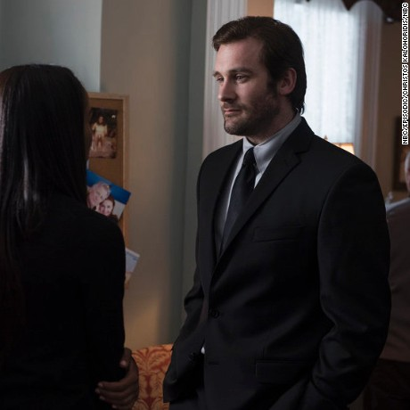Clive Standen in NBC's 'Taken'