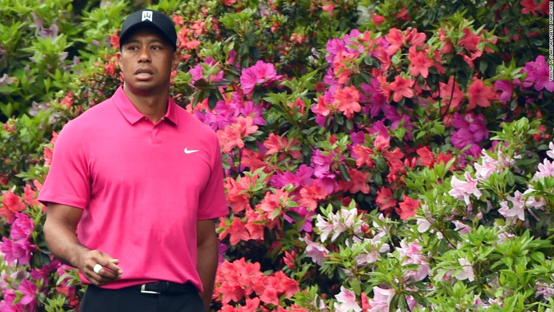 A colorless Masters? Augusta's angst over azaleas