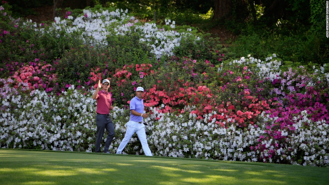 Spring has arrived in Georgia and the unseasonably warm weather has prompted the azaleas to bloom early. With six weeks still to go until the Masters, there could be a splash less color when the world's best golfers tee it up.