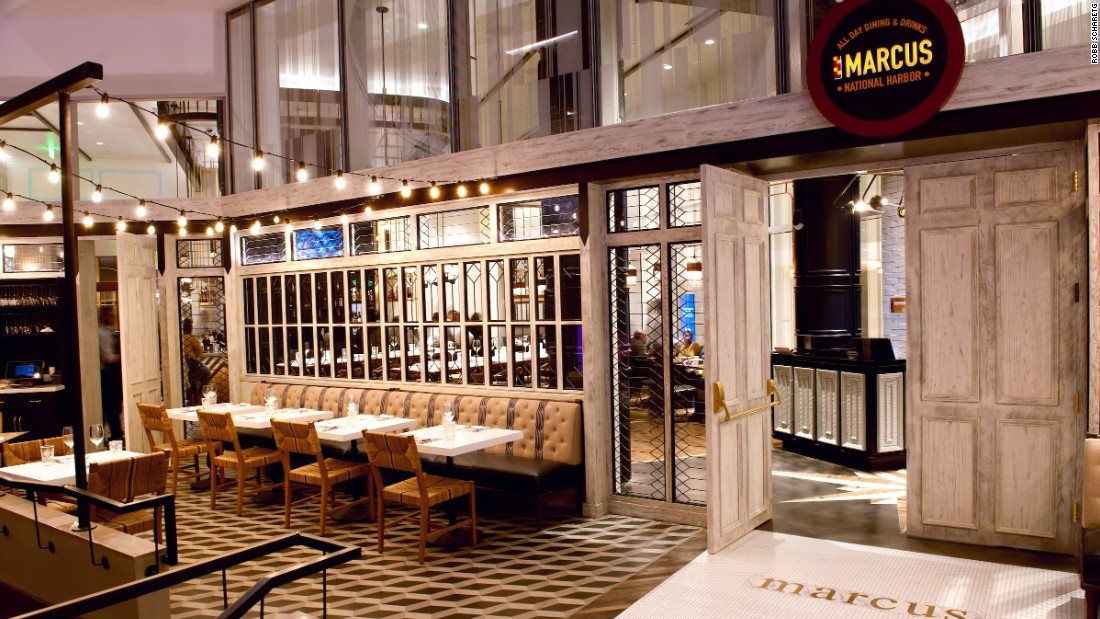 Marcus Samuelsson's casual MGM National Harbor restaurant is open daily from 6 a.m. to 2 a.m.