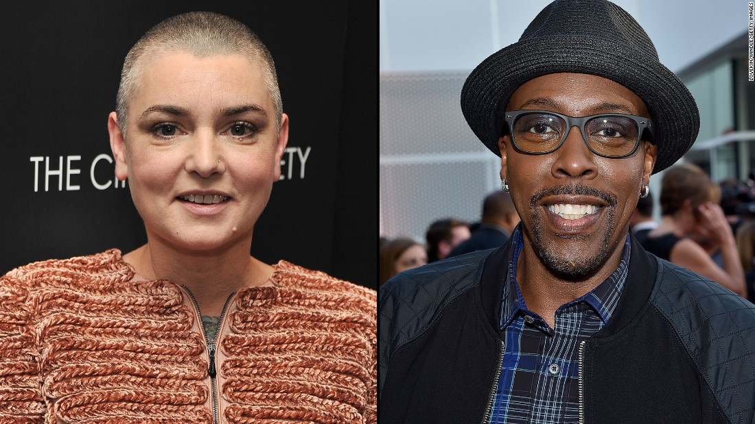 Sinead O'Connor Retracts Arsenio Hall Drug Comments