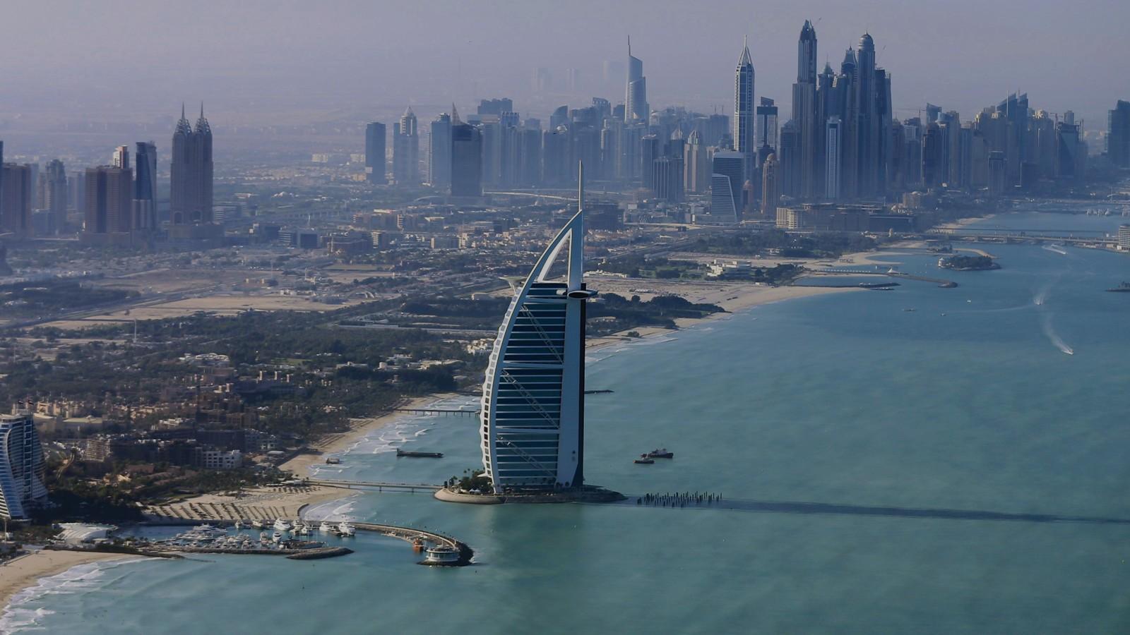 Image result for Dubai set to build $1.7b man-made islands Marsa Al Arab by 2020