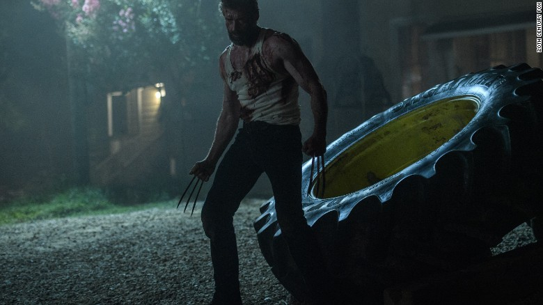 Review: 'Logan' marks major shift