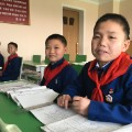 North Korea orphans