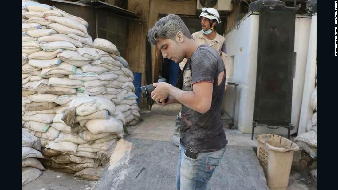 Netflix documentary 'The White Helmets' wins Oscar