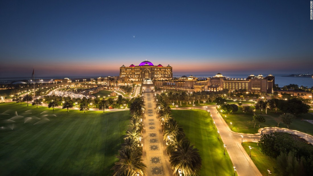 "<strong>More tourists: </strong>""Every hotel would like to accentuate its uniqueness and drive more tourists to both Abu Dhabi and into their own rooms, of course,"" says Schroth.<br />"