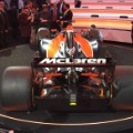 mclaren 2017 car launch