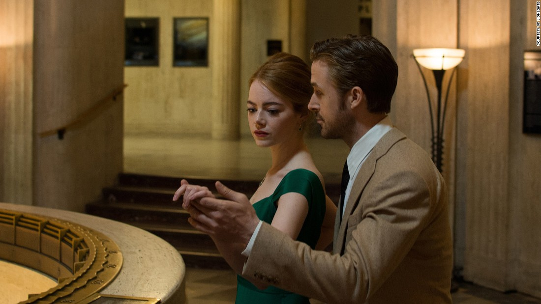 "The romantic comedy and musical ""La La Land"" has claimed the award for Best Production Design at the 2017 Academy Awards. <br /><br />Located on the southern slope of Mount Hollywood, the Griffith Observatory has become an unofficial emblem of Los Angeles. <br /><br />Constructed in 1933, it most famously played a climactic role in the 1955 film ""Rebel Without a Cause."""