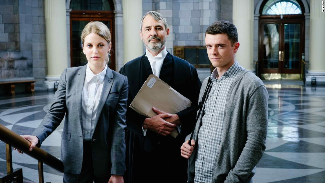 "<strong>""Striking Out"" :</strong> A jilted Dublin lawyer strikes out on her own in this Irish drama. <strong>(Acorn TV) </strong>"