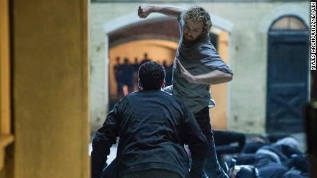 Marvel's Iron Fist   Myles Aronowitz/Netflix