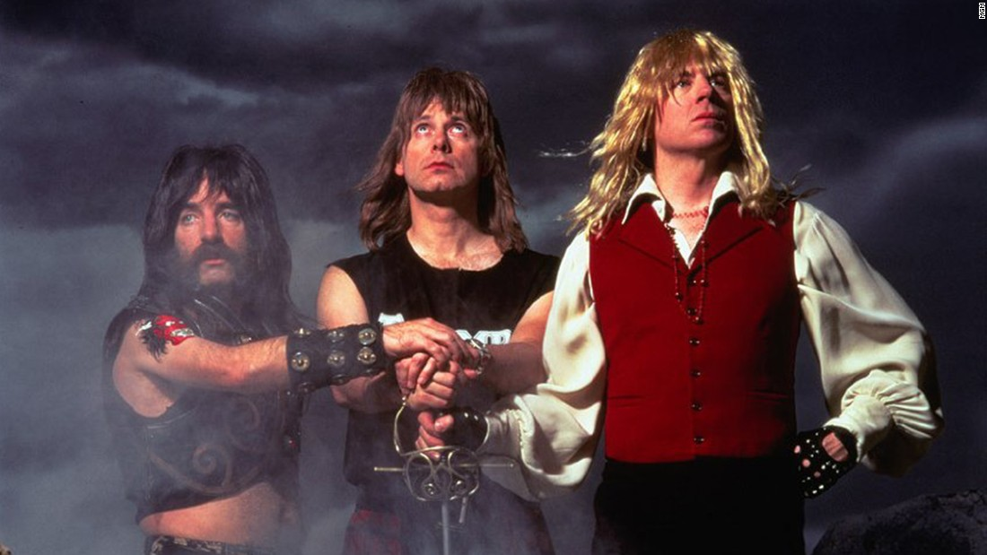 "<strong>""This Is Spinal Tap""</strong> : The rock mocumentary starring Harry Shearer, Christopher Guest and Michael McKean is now a classic.<strong> (Netflix)  </strong>"