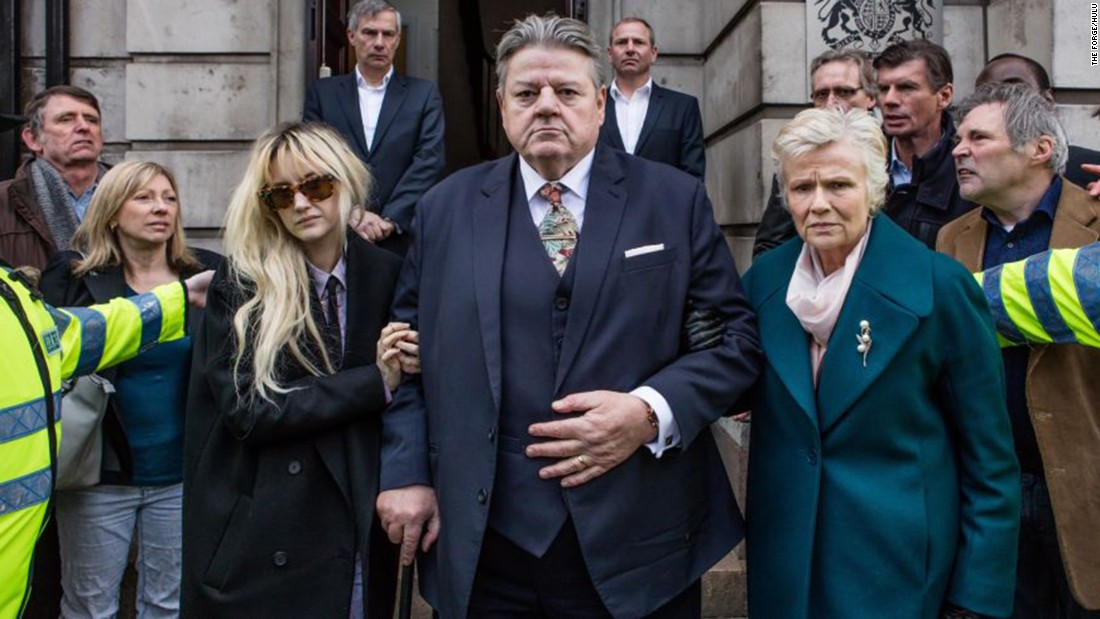 "<strong>""National Treasure""</strong> : This mini-series stars Robbie Coltrane as a legendary comedian whose world explodes after he is accused of sexual abuse. <strong>(Hulu) </strong>"