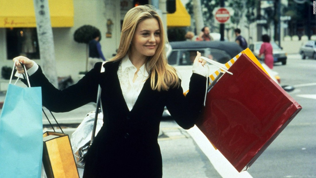 "<strong>""Clueless"" : </strong>As if! Alicia Silverstone found fame as popular high school Cher in this now-iconic film. <strong>(Hulu) </strong>"