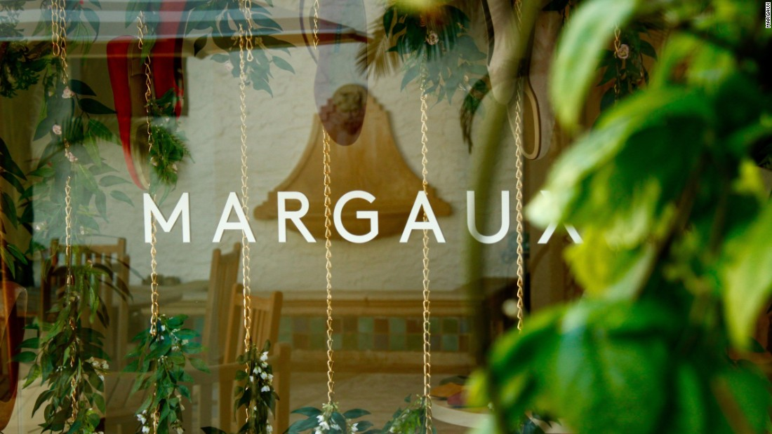 <strong>Margaux. </strong>An online startup for custom flats, Margaux opened its first pop-up storefront in Palm Beach this year.