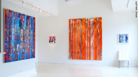Brintz Gallery offers the work of Stanley Casselman and other contemporary artists.