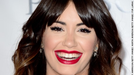 LAS VEGAS, NV - NOVEMBER 18:  Recording artist Lali Esposito attends the 2015 Latin GRAMMY Person of the Year honoring Roberto Carlos at the Mandalay Bay Events Center on November 18, 2015 in Las Vegas, Nevada.  (Photo by Frazer Harrison/Getty Images for LARAS)
