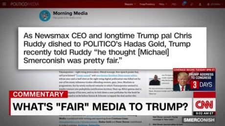 What is 'fair' media to Trump?_00013303.jpg