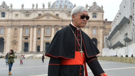 Cardinal Joseph Zen, former Bishop of Hong Kong, has criticized a potential deal between the Vatican and Beijing.