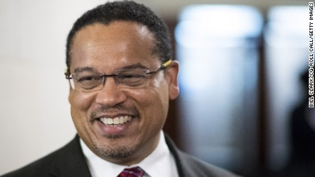 Keith Ellison on DNC race: 'I was in it to win it. I wasn't in it to make a point.'